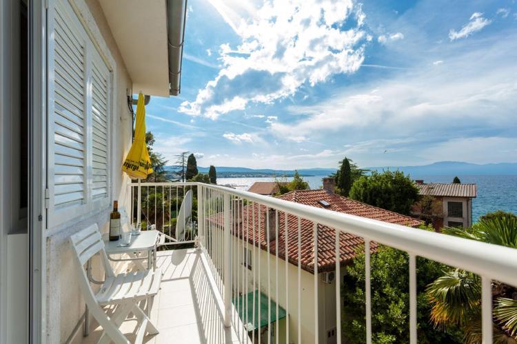 VakantiehuisKroatië - Kvarner: Apartment Antonija  [12]