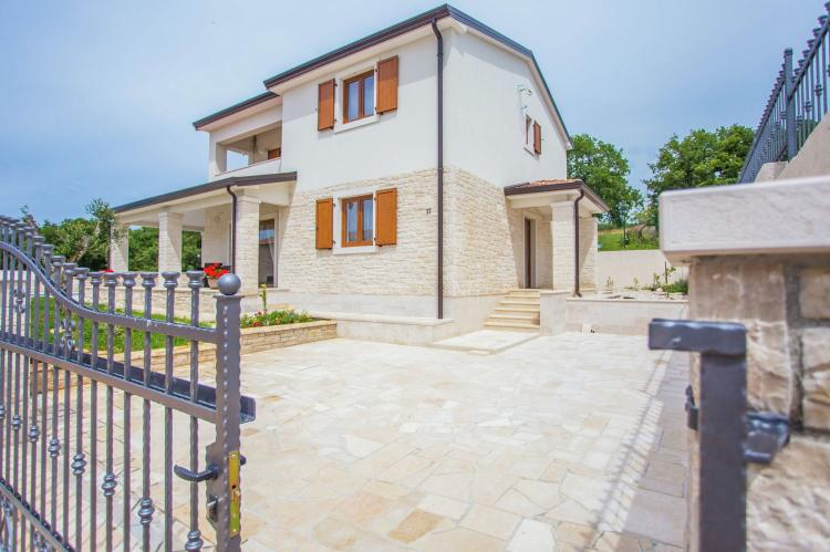 Holiday homeCroatia - Istra: Four Bedroom Villa Hope II with Large Private Pool  [16]