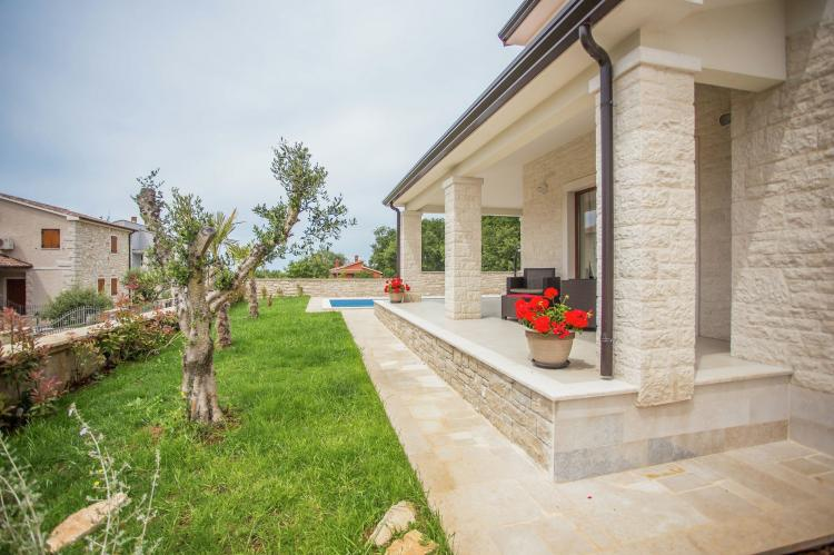 Holiday homeCroatia - Istra: Four Bedroom Villa Hope II with Large Private Pool  [4]