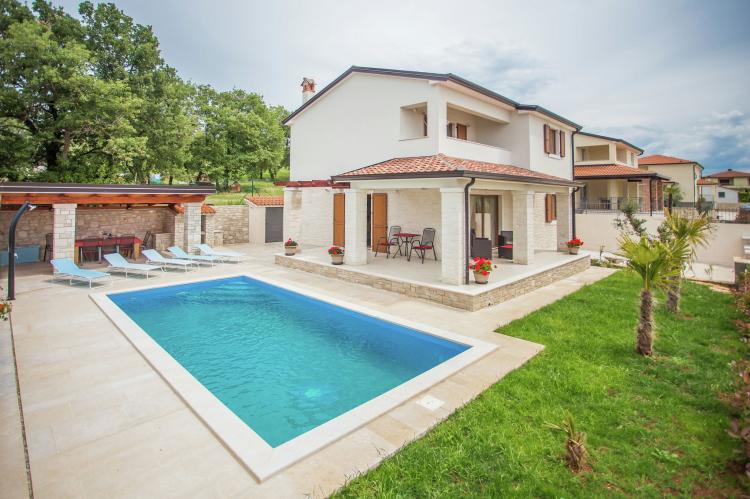 Holiday homeCroatia - Istra: Four Bedroom Villa Hope II with Large Private Pool  [1]