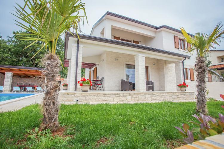Holiday homeCroatia - Istra: Four Bedroom Villa Hope II with Large Private Pool  [20]