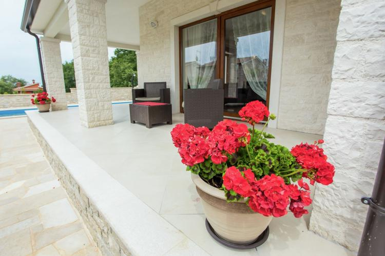 Holiday homeCroatia - Istra: Four Bedroom Villa Hope II with Large Private Pool  [15]