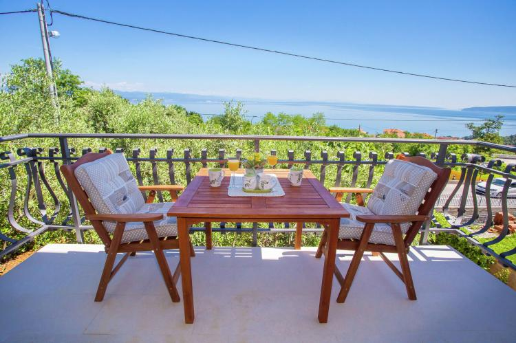 Holiday homeCroatia - Kvarner: Villa Olive with pool and sea view  [29]