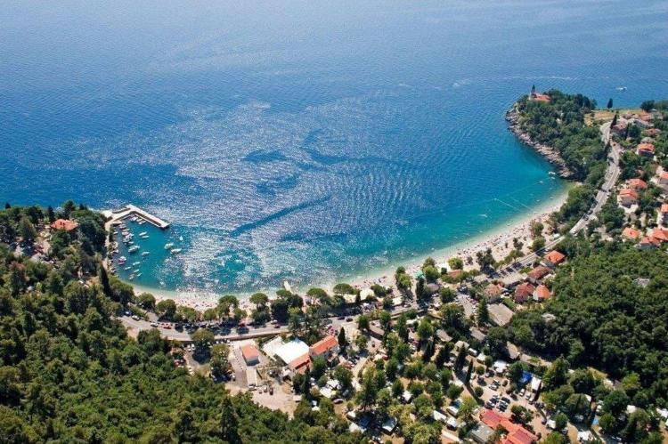 Holiday homeCroatia - Kvarner: Villa Olive with pool and sea view  [36]