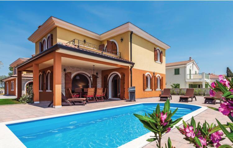 VakantiehuisKroatië - Istrië: Vabriga  [1]