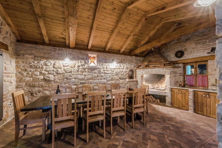 VakantiehuisKroatië - Noord Dalmatië: Villa Dumina  [40]