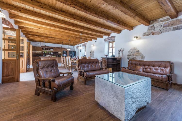 VakantiehuisKroatië - Noord Dalmatië: Villa Dumina  [13]