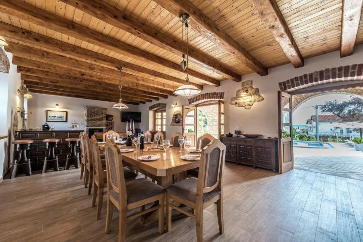 VakantiehuisKroatië - Noord Dalmatië: Villa Dumina  [14]