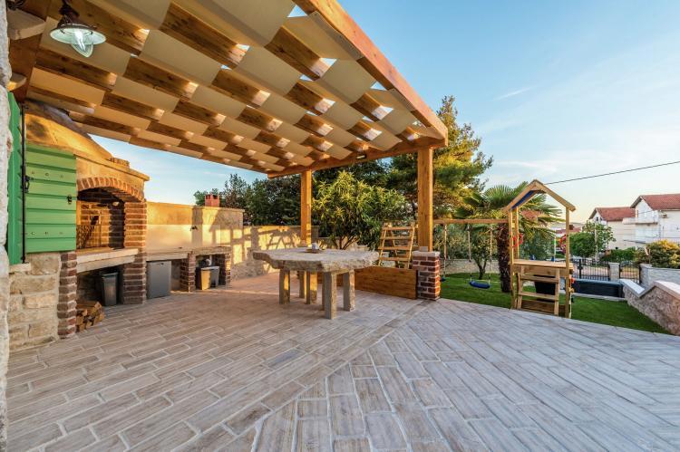 VakantiehuisKroatië - Noord Dalmatië: Villa Dumina  [7]