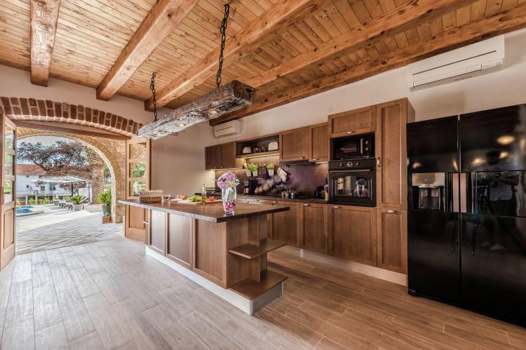 VakantiehuisKroatië - Noord Dalmatië: Villa Dumina  [18]
