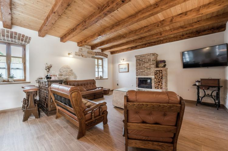 VakantiehuisKroatië - Noord Dalmatië: Villa Dumina  [12]