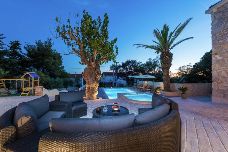 VakantiehuisKroatië - Noord Dalmatië: Villa Dumina  [37]