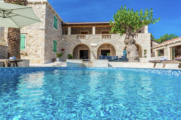 VakantiehuisKroatië - Noord Dalmatië: Villa Dumina  [3]