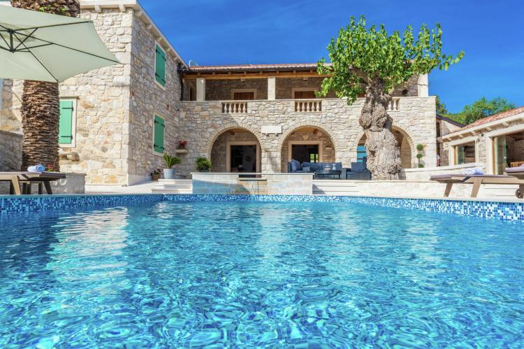 FerienhausKroatien - Nord-Dalmatien: Villa Dumina  [5]