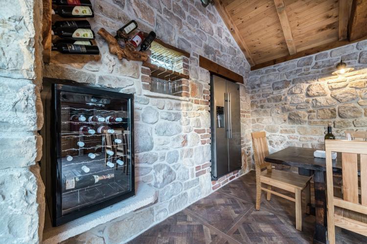 VakantiehuisKroatië - Noord Dalmatië: Villa Dumina  [39]
