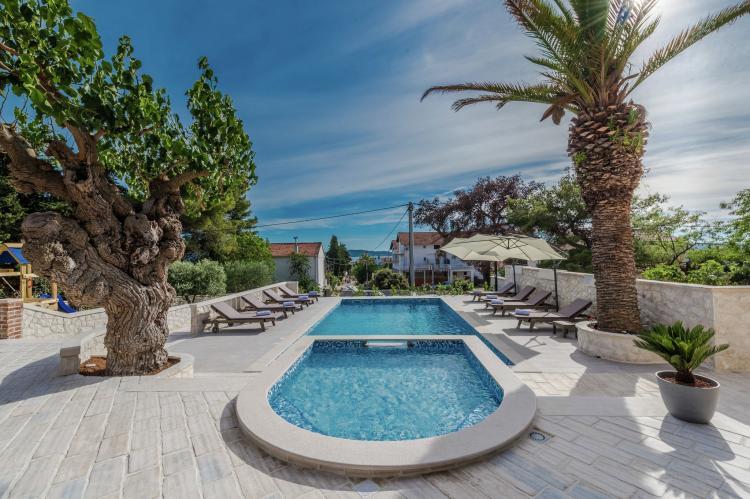 VakantiehuisKroatië - Noord Dalmatië: Villa Dumina  [5]