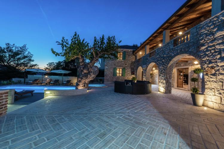 VakantiehuisKroatië - Noord Dalmatië: Villa Dumina  [10]