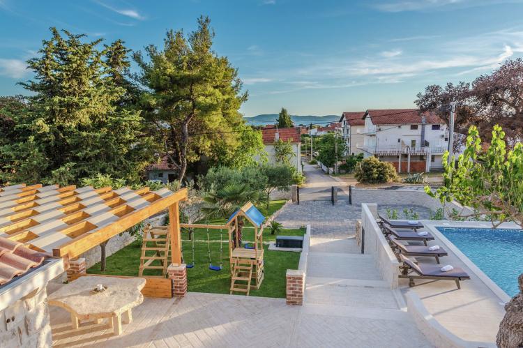 VakantiehuisKroatië - Noord Dalmatië: Villa Dumina  [38]