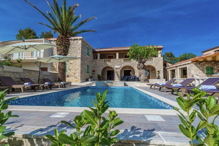 VakantiehuisKroatië - Noord Dalmatië: Villa Dumina  [1]