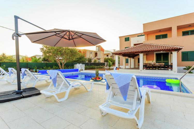 VakantiehuisKroatië - Midden Dalmatië: Villa Rusula first floor apartment A3  [3]