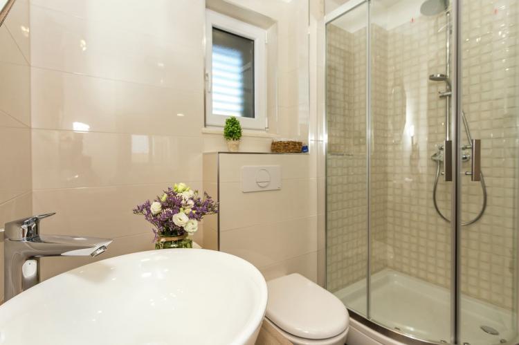VakantiehuisKroatië - Midden Dalmatië: Villa Rusula first floor apartment A3  [20]
