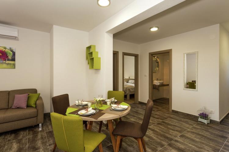 VakantiehuisKroatië - Midden Dalmatië: Villa Rusula first floor apartment A3  [11]