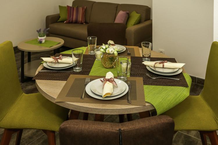 VakantiehuisKroatië - Midden Dalmatië: Villa Rusula first floor apartment A3  [28]