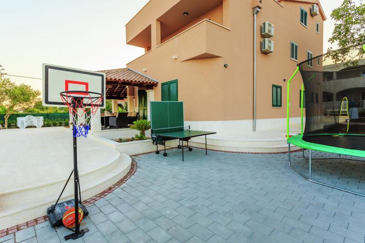 VakantiehuisKroatië - Midden Dalmatië: Villa Rusula first floor apartment A3  [25]