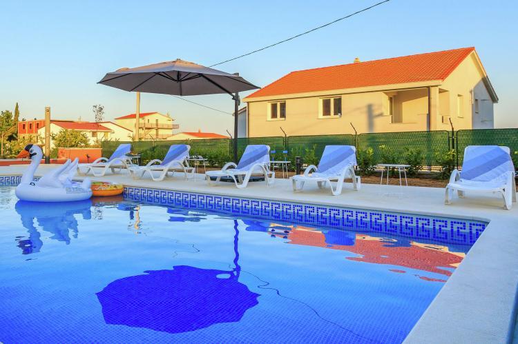 VakantiehuisKroatië - Midden Dalmatië: Villa Rusula first floor apartment A3  [6]