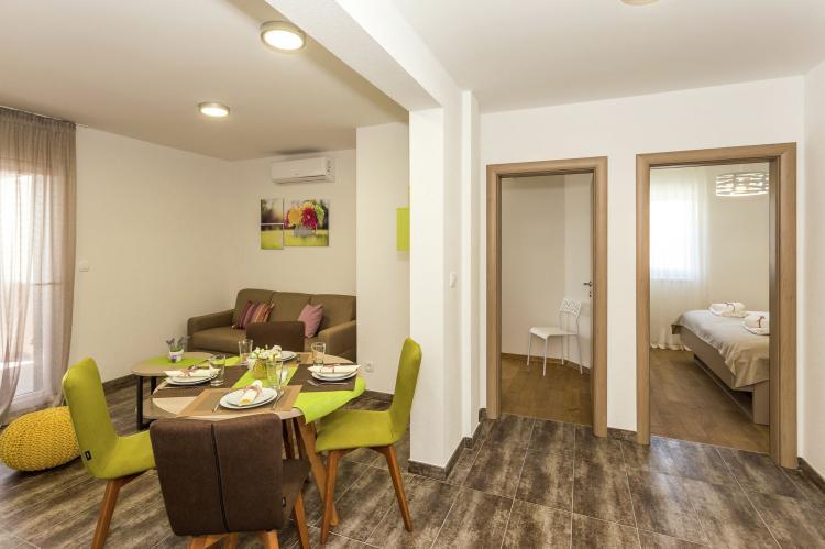 VakantiehuisKroatië - Midden Dalmatië: Villa Rusula first floor apartment A3  [10]