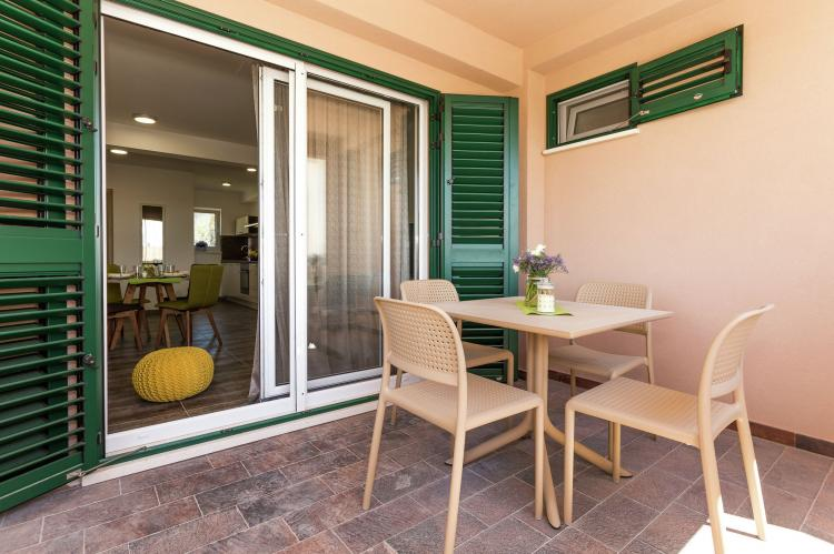 VakantiehuisKroatië - Midden Dalmatië: Villa Rusula first floor apartment A3  [23]