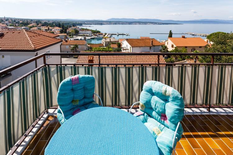 VakantiehuisKroatië - Kvarner: Apartment Gordana  [8]