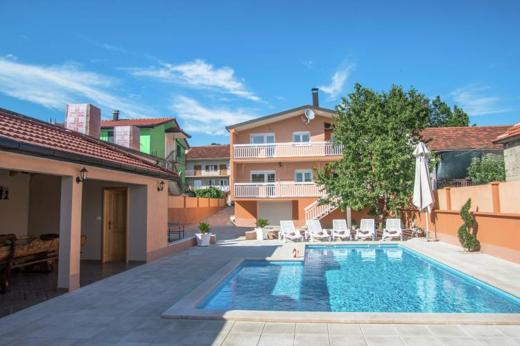VakantiehuisKroatië - Midden Dalmatië: Villa Sucur  [32]
