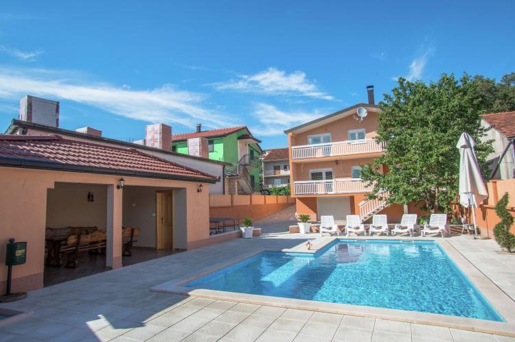 VakantiehuisKroatië - Midden Dalmatië: Villa Sucur  [3]