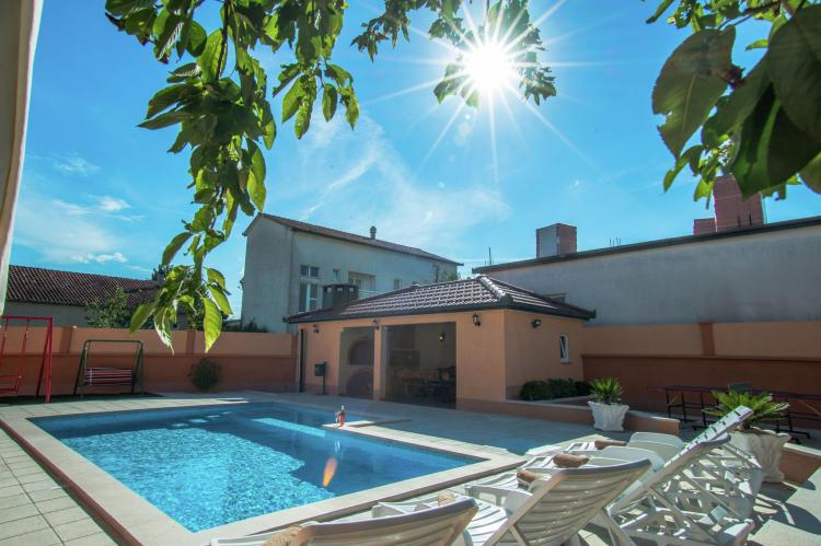 VakantiehuisKroatië - Midden Dalmatië: Villa Sucur  [4]