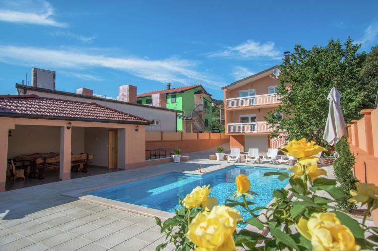 VakantiehuisKroatië - Midden Dalmatië: Villa Sucur  [1]