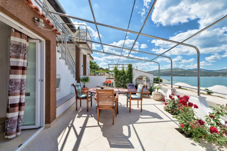 Holiday homeCroatia - Central Dalmatia: Holiday home Marin  [1]