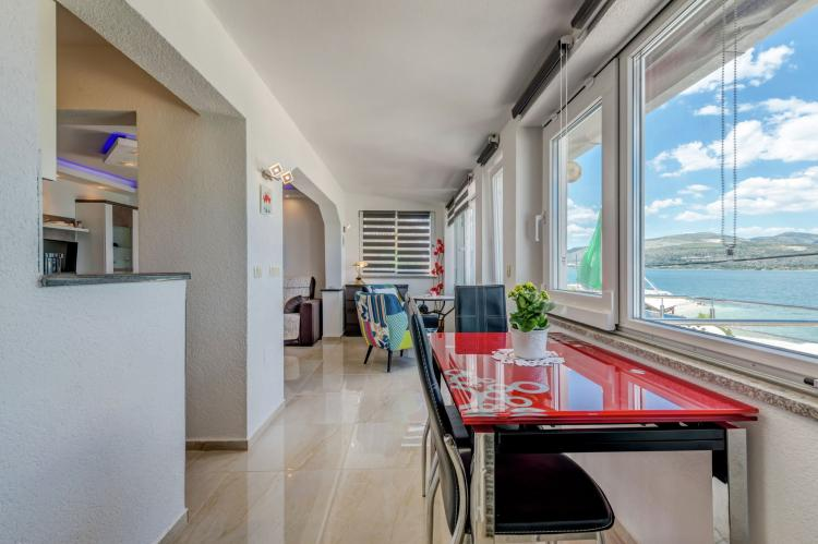 Holiday homeCroatia - Central Dalmatia: One bedroom apartment Marin  [13]