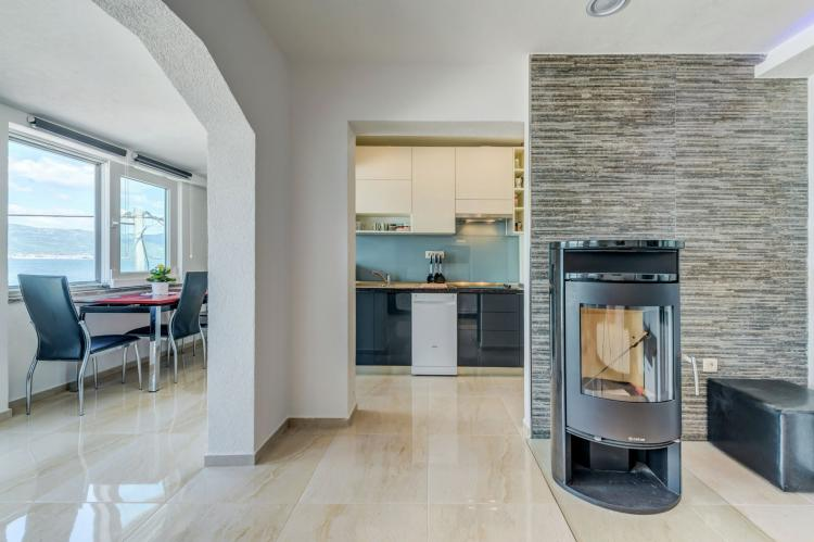 Holiday homeCroatia - Central Dalmatia: One bedroom apartment Marin  [6]