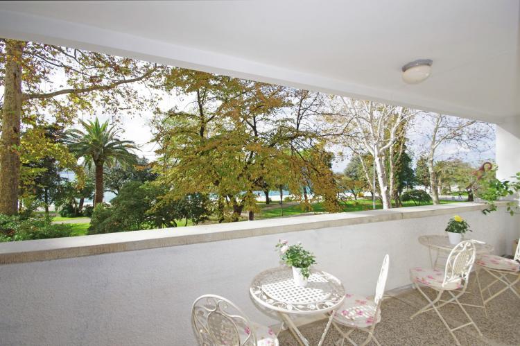VakantiehuisKroatië - Noord Dalmatië: Apartment Riva Zadar  [1]