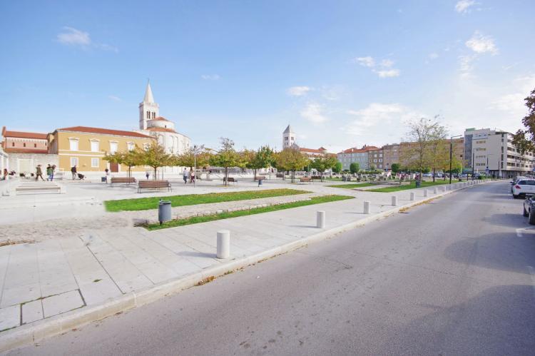 VakantiehuisKroatië - Noord Dalmatië: Apartment Riva Zadar  [27]