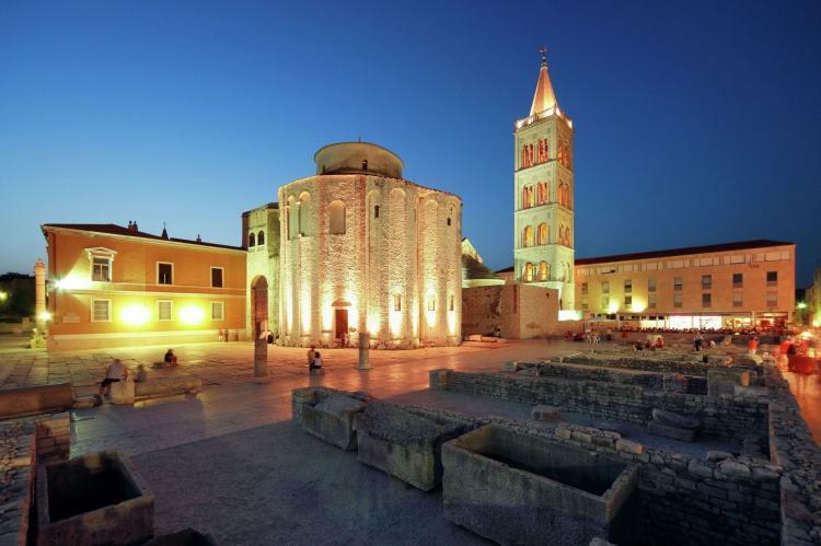 VakantiehuisKroatië - Noord Dalmatië: Apartment Riva Zadar  [22]