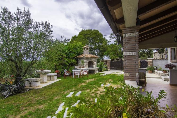 FerienhausKroatien - Istrien: Stonehouse Rita with pool near the city of Porec  [30]