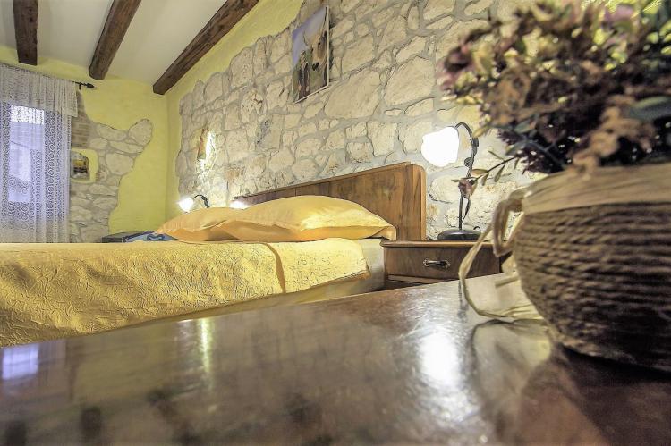 FerienhausKroatien - Istrien: Stonehouse Rita with pool near the city of Porec  [17]