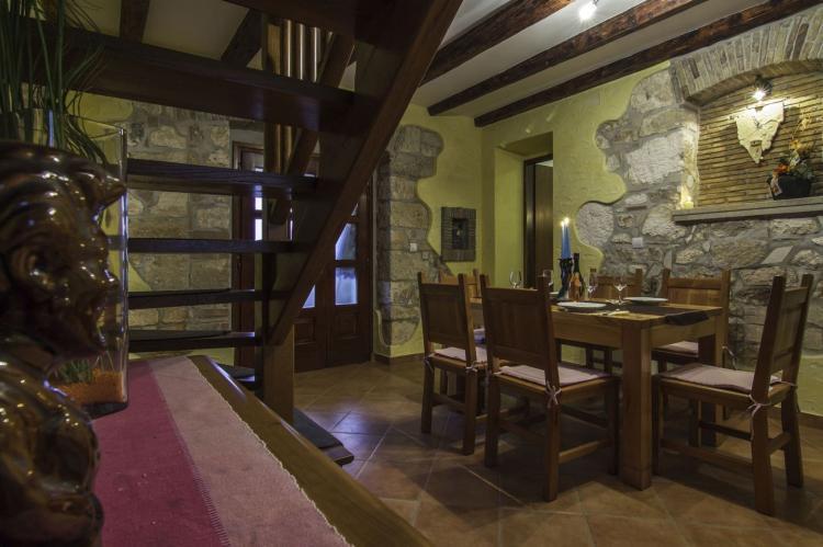 FerienhausKroatien - Istrien: Stonehouse Rita with pool near the city of Porec  [12]
