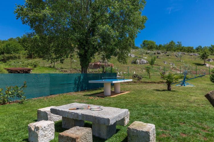 FerienhausKroatien - Istrien: Stonehouse Rita with pool near the city of Porec  [27]