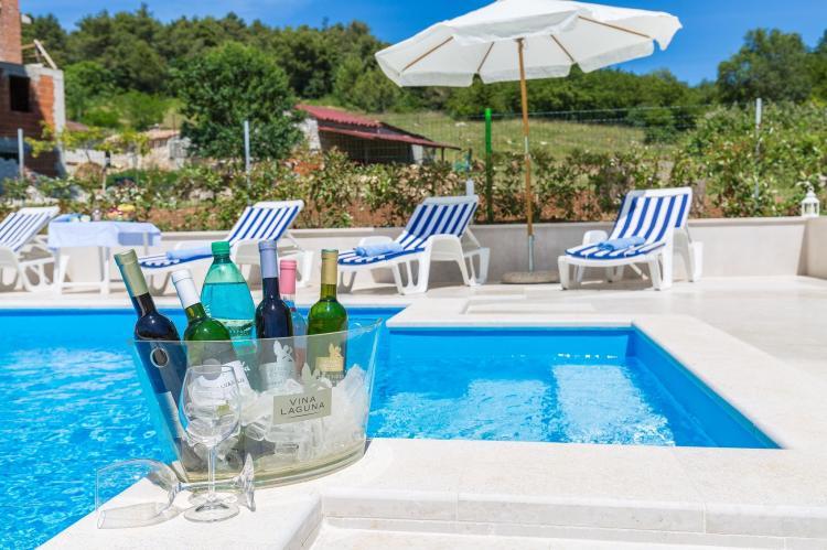 FerienhausKroatien - Istrien: Stonehouse Rita with pool near the city of Porec  [36]