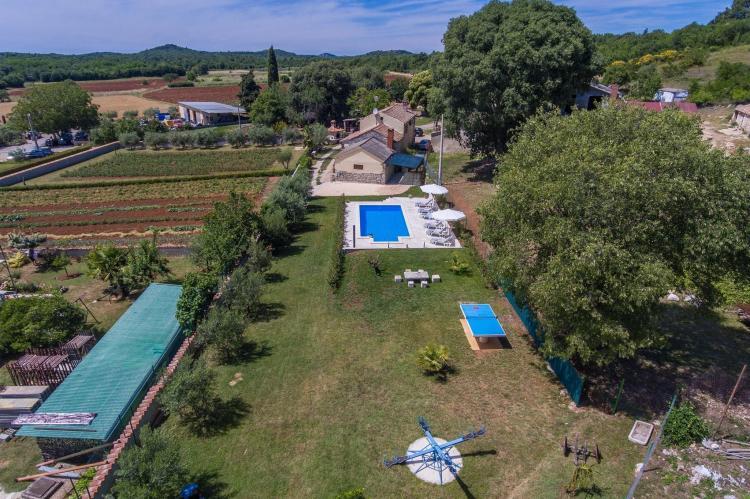 FerienhausKroatien - Istrien: Stonehouse Rita with pool near the city of Porec  [31]