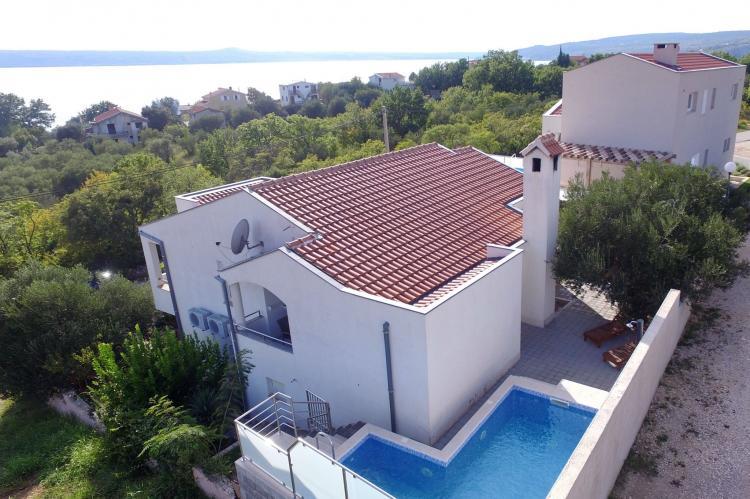 Holiday homeCroatia - Northern Dalmatia: Apartment  Dajana  [1]