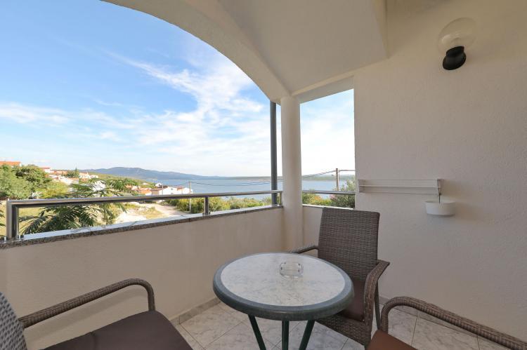 Holiday homeCroatia - Northern Dalmatia: Apartment  Dajana  [5]